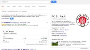 Google+ Vorschau FC St. Pauli