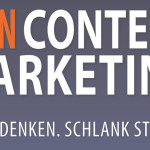 """Buchrezension: """"Lean Content Marketing"""" von Sascha Tobias von Hirschfeld & Tanja Josche"""