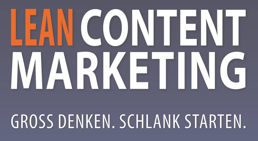 Lean Content Marketing Rezension
