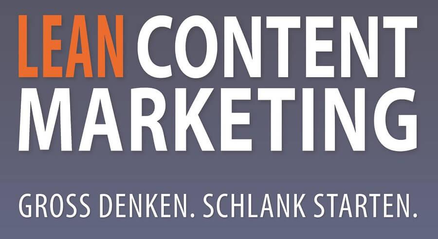 Lean Content Marketing Rezension