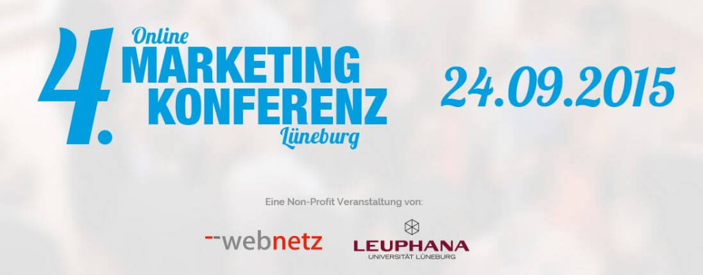 Online Marketing Konferenz Lüneburg