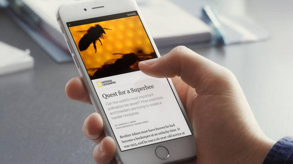 Sind Facebook Instant Articles die Zukunft des bloggens?