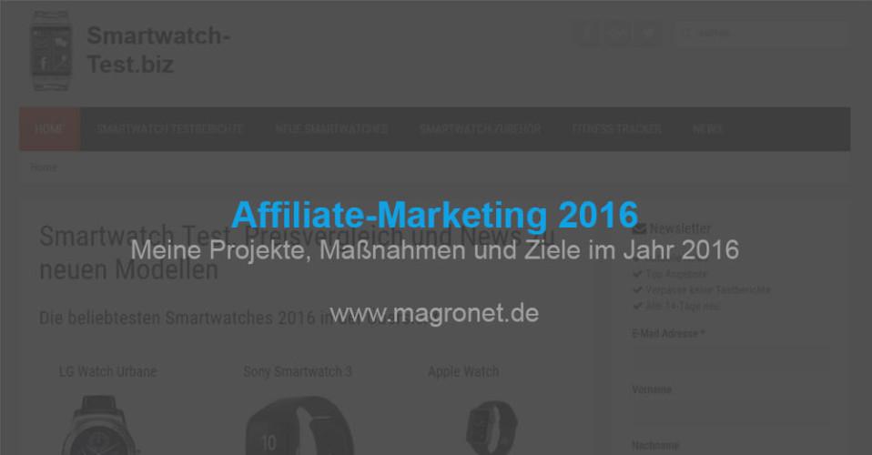 Was kommt im Affiliate-Marketing für mich 2016?