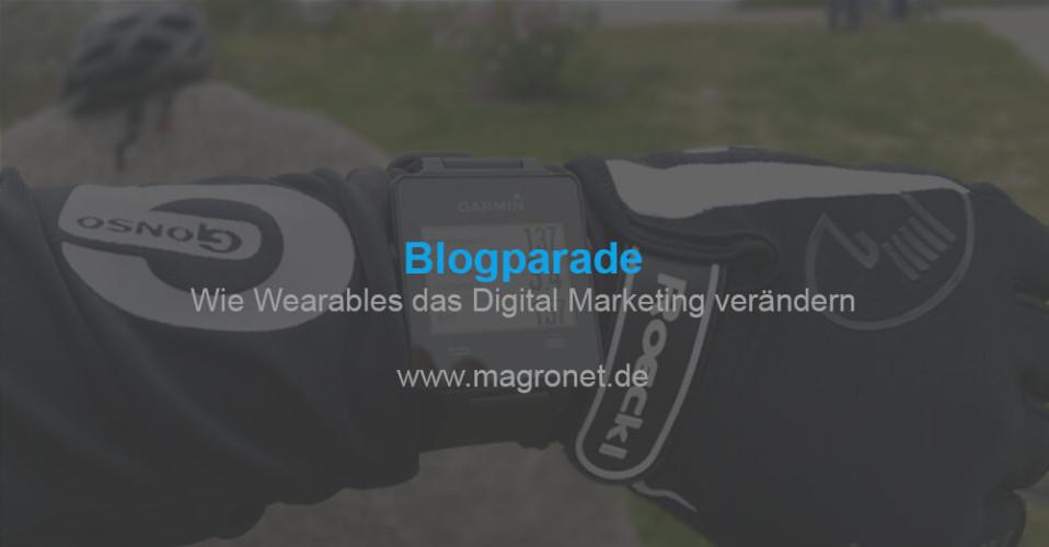 Wearables - Einsatz im digitalen Marketing