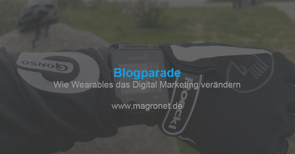 Wearables im Digital Marketing