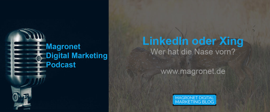 LinkedIn oder Xing? Podcast