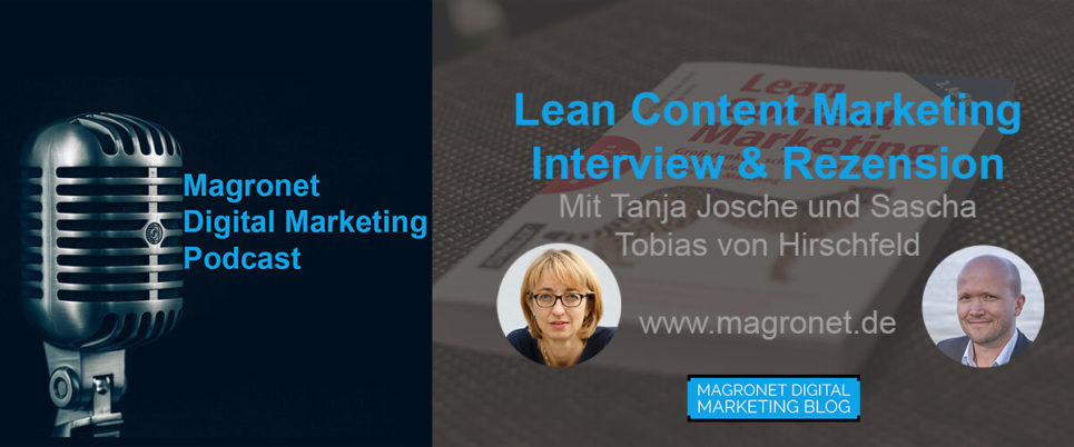 Lean Content Marketing Interview & Rezension