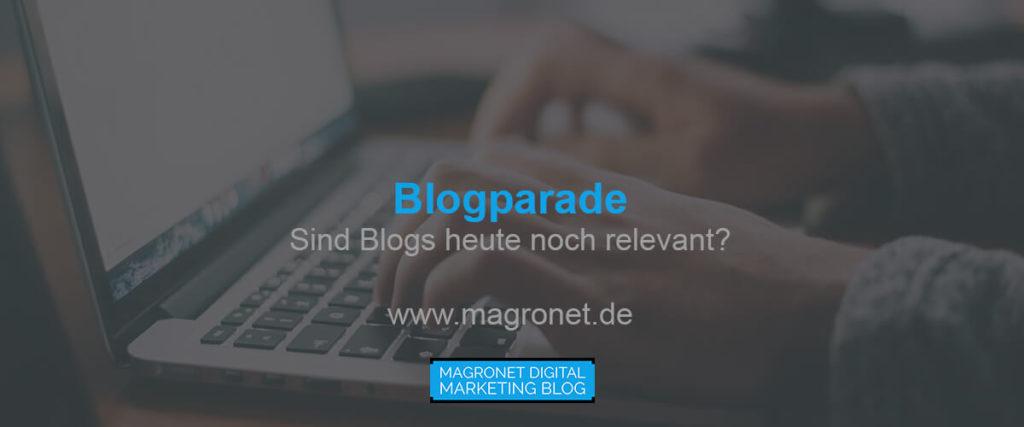 Sind Blogs noch relevant Teaser